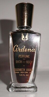 Rare Vintage ARDENA Miniature Bath Body Perfume 1/2 oz by Elizabeth Arden Full