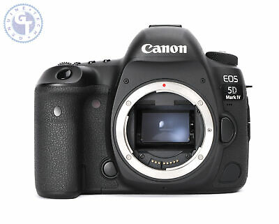 Canon EOS 5D Mark IV 30.4MP Digital SLR Camera (Body Only) UK MODEL