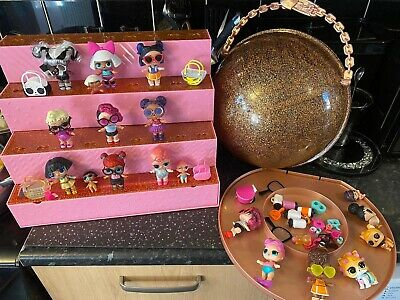 Lol Surprise Bundle Pop Up Shop Display Stand Dolls & Accessories Pets Lils Lot