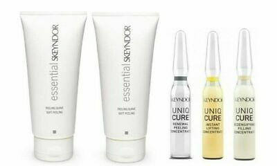 Peeling Suave Soft Peeling 50ML Essential Line + 3 X Concentre 2ML Skeyndor