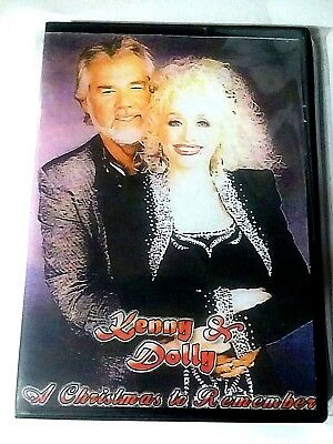 Kenny & Dolly A Christmas to Remember unreleased DVD Dolly Parton Kenny Rogers