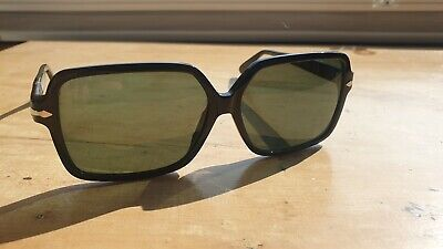 Persol 2303-S 59/14 Made In Italy Sunglasses Black