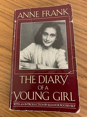 Anne Frank - The Diary of a Young Girl - FREE SHIPPING
