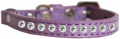Clear Jewel Cat Safety Collar Size