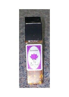 Jasmine Spiritual Sky Oil Body Perfume 1 x 8.5ml bottle Vegan