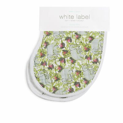 white label paradise cove 2 pack classic burpy bib