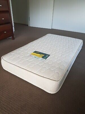 Latex Gold Innerspring cot mattress - 131x75cm - Great condition - Mount Cotton