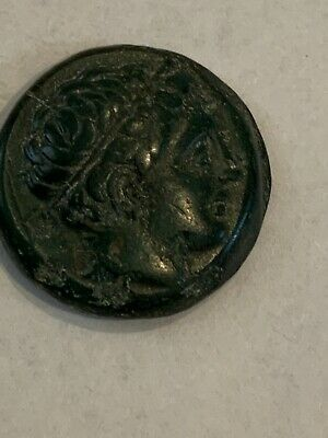 Ancient Coin, Makedon PhilipII 359-336 BC