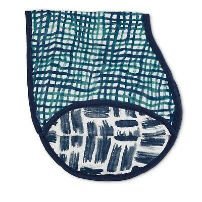 seaport silky soft classic burpy bib single
