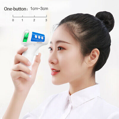 Baby Thermometer Digital Infrared Forehead Body Non-contact Temperature Gun