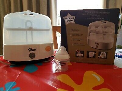 Used tommee tippee electric steriliser in a very good condition.