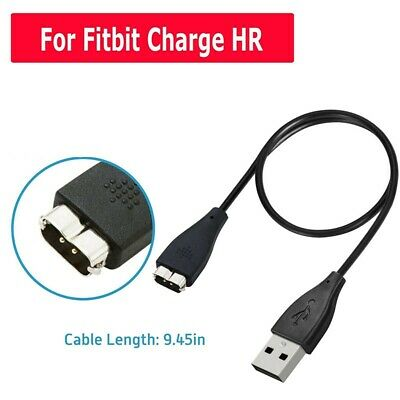 USB Charger Charging Cable Cord Replacement for Fitbit Charge HR Smart Watch