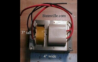 5000v Core and Coil Neon Beer Sign/Advertising Clock Transformer / Power Supply