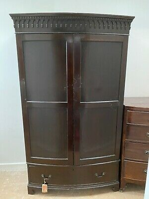 Antique victorian wardrobe