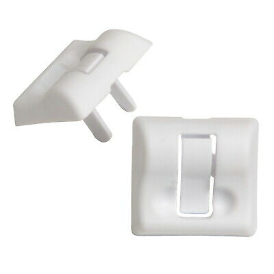 Safety 1st Press-Tab Outlet Plug Protectors, Pack of 32