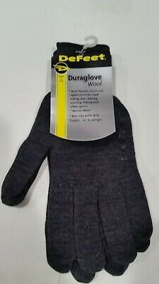 GLVETWCH DeFeet DuraGlove E-Touch ET Wool Cycling//Running//Training Gloves