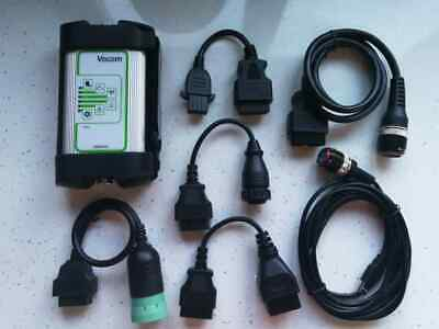 VOLVO RENAULT VOCOM TRUCK  DIAGNOSTIC WITH Tech tool 2.7.98 & IMPACT