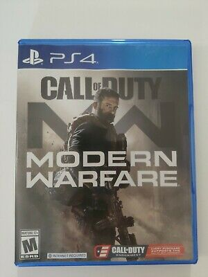 Call of Duty Modern Warfare (2019) PS4, Playstation 4 - Excellent Condition