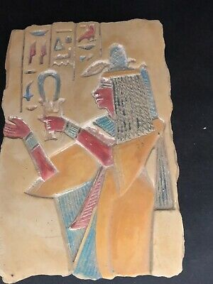 Rare Ancient Egyptian Queen Limestone Reliefs- Old Kingdom (c. 2686–2181 BCE )