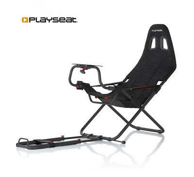 Playseat Challenge Sim Racing Cockpit Simulator Seat Driving Chair Wheel Stand