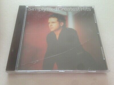 Simply Red-Greatest Hits (2002) CD album