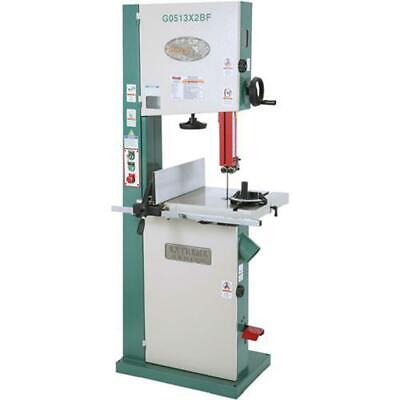 Grizzly G0513X2BF 220V 17 In 2 HP Extreme-Series Bandsaw with Cast-Iron Trunnion