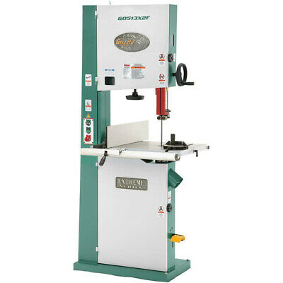 Grizzly G0513X2F 110V/220V 17 Inch 2 HP Extreme-Series Bandsaw Cast-Iron