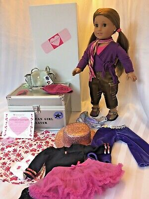 2005 American Girl Of The Year Marisol Luna Retired Used LOT