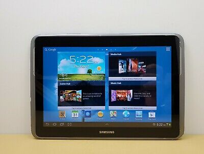 Samsung Galaxy Note 10.1 GT-N8013 16GB Wi-Fi Android Tablet - Deep Gray
