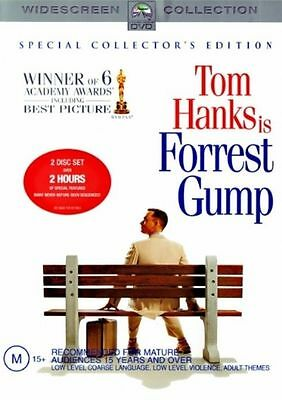 Tom Hanks is Forrest Gump (DVD) Special Collection Edition 2 Disc Set