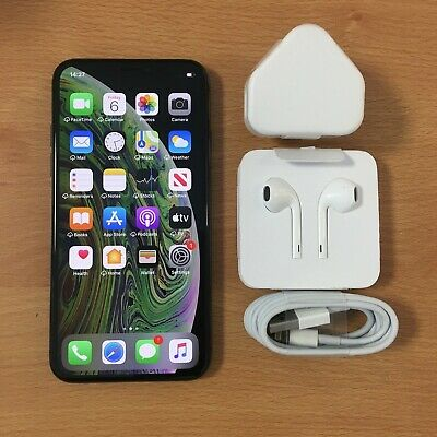 Apple IPHONE XS-256GB - Gris Espacio (Libre) A2097 ( Gsm )