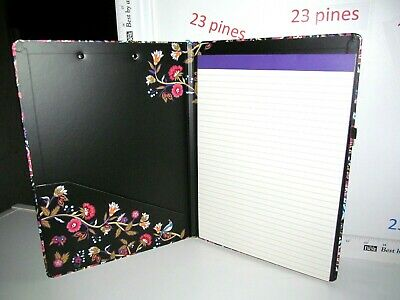 Vera Bradley Clipboard Folio Foxwood  With Tablet Inside New With Tag