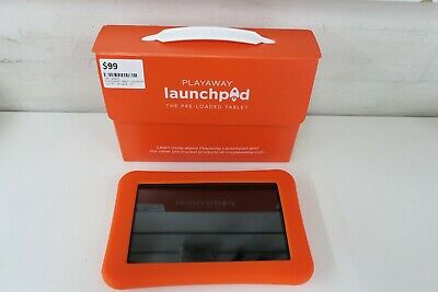 Playaway Launchpad The Pre Loaded Tablet Ages 8-10 Grades 3-5