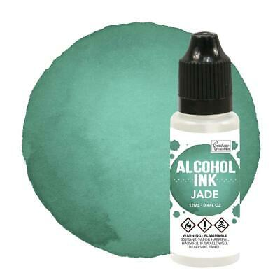 Couture Creations Alcohol Ink - Bottle (Jade) SHIPS TO AUSTRALIA ONLY!!