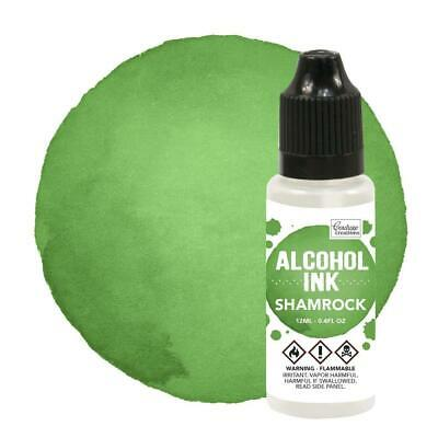 Couture Creations Alcohol Ink - Botanical (Shamrock) SHIPS TO AUSTRALIA ONLY!!