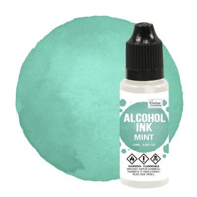 Couture Creations Alcohol Ink - Pistachio (Mint) - SHIPS TO AUSTRALIA ONLY!!
