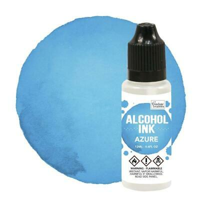 Couture Creations Alcohol Ink - Aquamarine (Azure) SHIPS TO AUSTRALIA ONLY!!