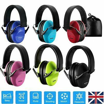 Mpow Baby Kids Children Earmuffs Festival Hearing Protection Ear Muffs Defenders
