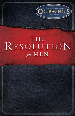 The resolution: for men by Stephen Kendrick (Paperback)