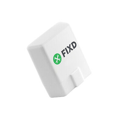 Fixd OBD-II Active Car Health Device | 2nd Generation Vehicle Diagnostic Monitor