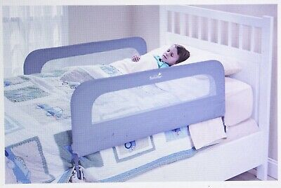SUMMER brand  Infant Baby  DOUBLE SAFETY BEDRAIL   bed rail x 2  adjustable