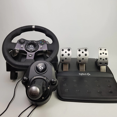 Logitech Steering Wheel And Pedals G920 Pedal+ Shift #49859