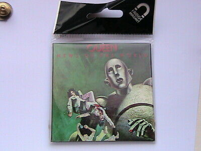 Queen News Of The World Fridge Magnet New Unused Classic British Rock Band Music