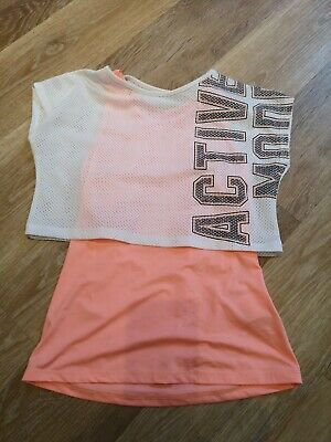 H&M Girls Sports Top Age 8 to 10 Years