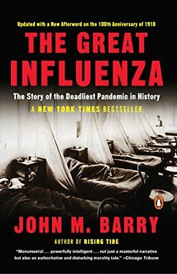 The Great Influenza: The Story of the Deadliest Pandemic in History (ᴘᴅғ, ᴇᴘᴜʙ)