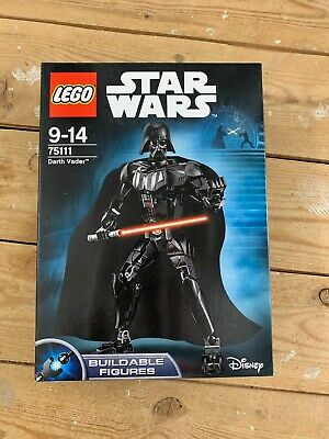 Lego Star Wars - Darth Vader  75111 Buildable Figure New Sealed