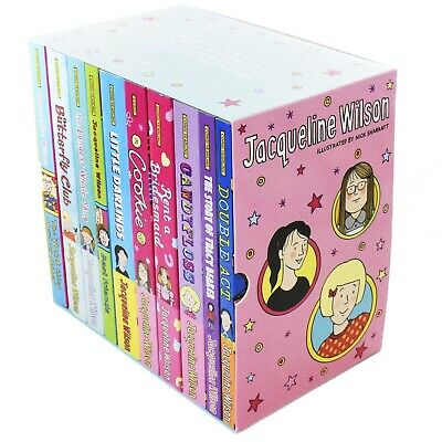 Jacqueline Wilson Collection 10 Books Collection