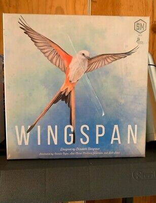 Wingspan Board Game Brand New (with swift-start pack)