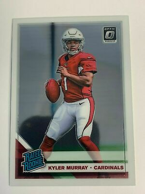 2019 Donruss Optic Football Complete Your Set You Pick Choose Rookie RC Kyler