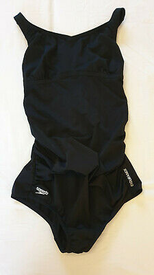 Maternity swimwear, black, new (never used).